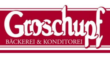 Bäckerei Groschupf : Brand Short Description Type Here.