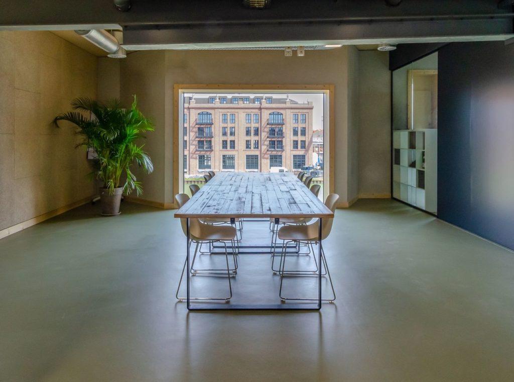 Meetingraum von FoodTracks
